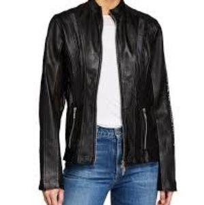 Anatomie Logan leather jacket